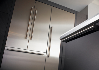 Stainless Steel Kitchen Cabinets Hardin Valley, TN