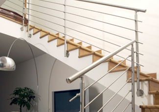 Chilhowee, TN Stainless Steel Handrails