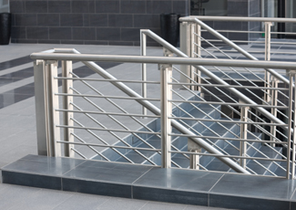 Stainless Steel Handrails - Maryville, TN